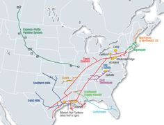 Spectra Energy Partners Pipeline System