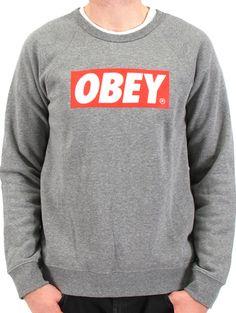Obey Jumper  £60.00