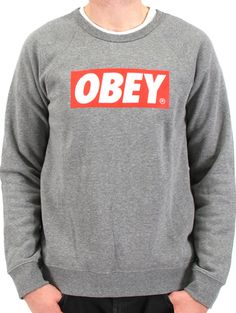 Obey Jumper  £60.00