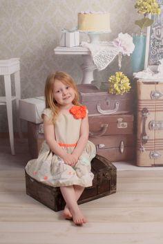 vintage backdrop Children's and Family Photography Wichita, Kansas