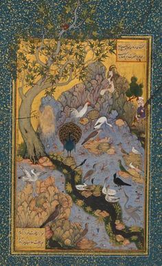 Farid al-Din 'Attar (1145-1146 - c. 1221) One of the most famous mystic poets of Iran, and a contemporary of the philosophers/poets, Jalal al-Din Mawlana Rumi and Nasir al-Din Tusi. Although he is from Iran, his works had great impact on the Anatolian mystics. It is very easy to trace his influence in the works of Rumi.   https://www.facebook.com/IslamicOttomanAstrology/photos/a.437322256317833.114998.437194519663940/496240450426013/?type=3