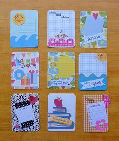 Love these super cute PL cards by, Bee at Dare to bee creative.