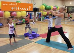 Stay active all winter long with #fitness activities near you for the whole family! #Swimming, #rockclimbing, #gymnastics, #martialarts, and so much more! #Yuggler #familyfun #kidsactivities