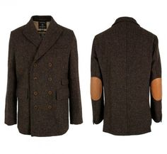 NIGEL CABOURN HARRIS TWEED