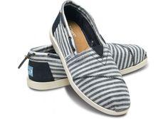 striped. :)