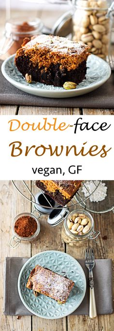 Double-face Brownie