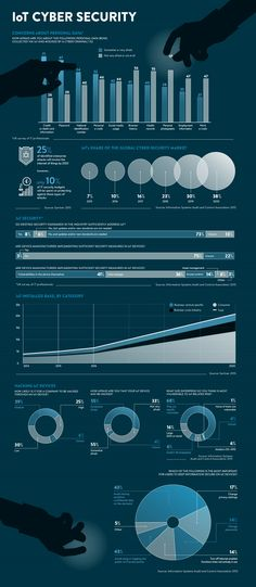 This infographic published in the Cyber Security Special Report highlights the security risks the internet of things presents