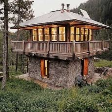 1000 images about cabin plans on pinterest cabin plans for Hunting shack designs