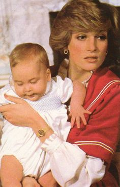 Diana & Baby William.She was taken way to soon.Please check out my website thanks. www.photopix.co.nz