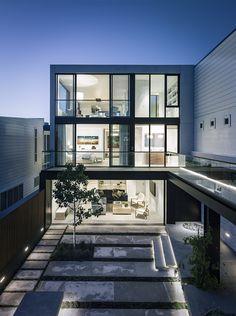 Modern House, Minimalist design