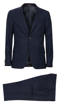 King Suit - Oscar Jacobson
