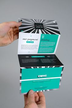 Fun colors and designs. Service Brochure                                                                                                                                                                                 More