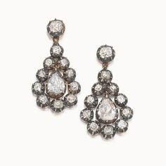Humphrey Butler London Jewellery | Archive Earrings