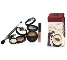Laura Geller Fresh Brewed Beauty - just received mine, love it....I have worn Bare Minerals 14 years but I'm converted!