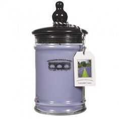 Bridgewater Candle Company - Kaars - 500gr Grote Pot - Lavender Lane
