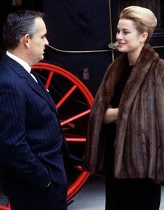 Princess Grace and Prince Rainier pictured in 1962.