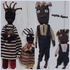 Sophie Digard Dolls