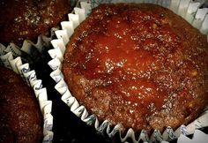 Zserbó muffin recept képpel. Hozzávalók és az elkészítés részletes leírása. A zserbó muffin elkészítési ideje: 40 perc Kids Meals, Muffins, Food And Drink, Pie, Xmas, Snacks, Cookies, Baking, Breakfast