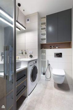 Stacked Washer Dryer, Washer And Dryer, Malaga, Bathroom Interior, Washing Machine, Scandinavian, Home Appliances, Storage, Inspiration