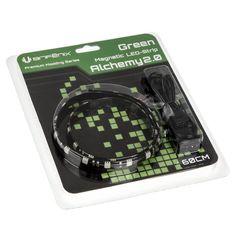 BitFenix Alchemy 2.0 Magnetic 60cm LED Strips (Green)
