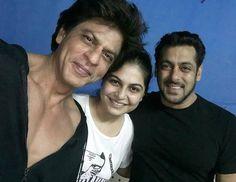 with Salman on set of Aanand L Rai movie July 2017