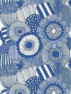 Marimekko fabric Siirtolapuutarha Color Patterns, Print Patterns, Marimekko Fabric, Leaf Illustration, Scandinavian Home, Art Boards, Embroidery Designs, Sketches, Textiles