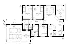 17 Best Rd Hostomice Inspirace Images House Design House Floor