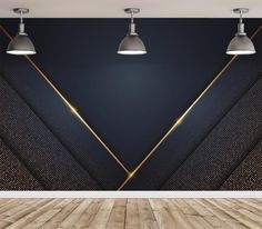 Navy Wallpaper, Black And White Wallpaper, Wallpaper Size, Photo Wallpaper, Accent Walls In Living Room, How To Install Wallpaper, Traditional Wallpaper, Wall Murals, Wall Lights