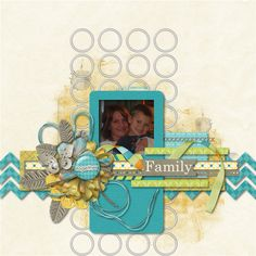 Layout using {Into The Family} by JB Studio http://store.gingerscraps.net/Into-the-Family-by-JB-Studio.html