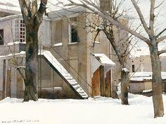 Dean Mitchell-Winter in Hyde Park