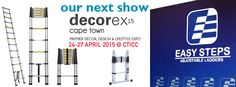 Find us at Decorex Cape Town Venue CTICC Date : 24-27 April 2015 Stand K23