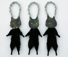pipe cleaner cats