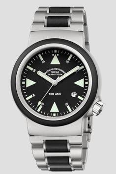 S.A.R. Rescue-Timer - Nautical Wristwatches - Functional Wristwatches | Mühle-Glashütte GmbH nautische Instrumente und Feinmechanik