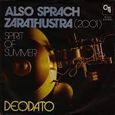 Also Sprach Zarathustra Spirit Of Summer, Soul Jazz, Tabu, Fantastic Four, Motown, Sony, The Incredibles, Revolution, Washington
