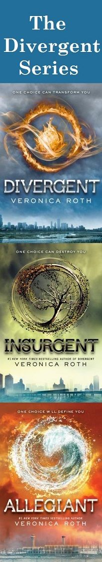 One of the most popular young adult book series for the months of January and February.