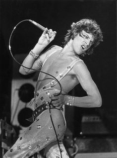 Mick Jagger, Rolling Stones, 1973