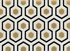 #classic gold and black #honeycomb #pattern
