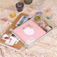 Find More Photo Albums Information about Memory Planner   Pink Handmade Spiral Bound Photo Scrapbook Album Kit,DIY Scrapbooking Album for Beginner,High Quality album photo album,China albums 2000 Suppliers, Cheap album diy from Best Greeting Shop on Aliexpress.com