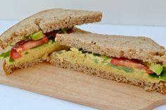 Vegan Chickpea Salad Sandwich