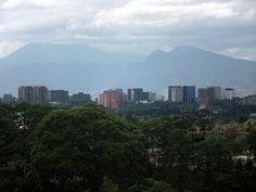 Ciudad de Guatemala vista desde Zona 16