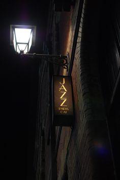 ♫♪ Music ♪♫ Jazz Paris Cat night