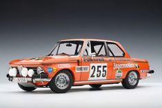 Autoart BMW Montecarlo Rally 1973Jägermeister