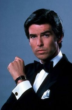 Remington Steele, I loved Pierce Brosnan. in this show was the first time I saw him in, used to like that show very much.