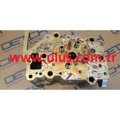 6151-11-1010 Motor silindir kapağı, Komatsu SA6D125 motor Cummins, Dizel Motor, Cylinder Head, Spare Parts, Engineering, Aftermarket Parts, Baggers, Technology