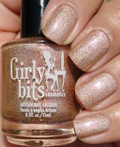 Girly Bits Sun Dog // Available Aug 6-10. Swatch by Kellie Gonzo