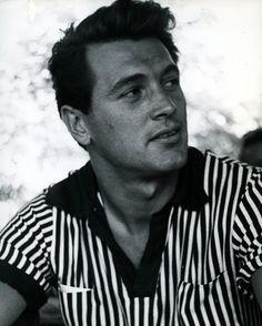 Rock Hudson, 1954