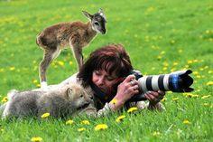 カメラマンな動物05