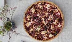 As a vegetarian, I've eaten countless clumsy goat's cheese and red onion tarts. For far too long this was the default restaurant option for people who wanted a vegetable-centered meal. It's a mistake made by lots of chefs to assume that we'll be satisfied by heavy, claggy cheese and pappy pastry. There is such a Read More