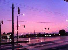 pink world.