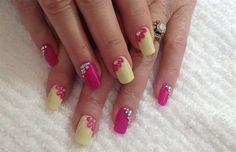 Day 266: Lightly Embellished Nail Art - - NAILS Magazine